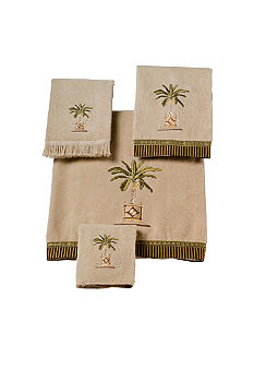 Avanti Banana Palm Towel Collection