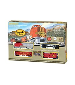 Bachmann Trains® Electric Train Set - Sante Fe Flyer
