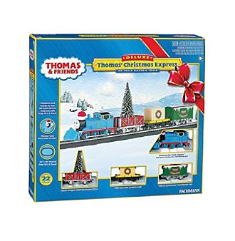 "Bachmann Trains® ""Thomas' Christmas Express"" Electric Train Set"