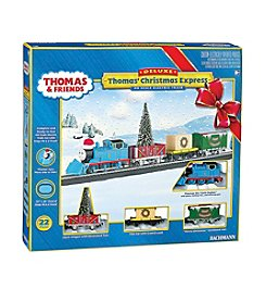 Bachmann Trains® Electric Train Set - Thomas' Christmas Express