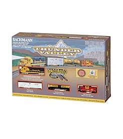 Bachmann Trains® Electric Train Set - Thunder Valley