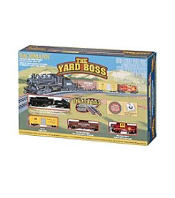 Bachmann Trains® Electric Train Set - Yard Boss