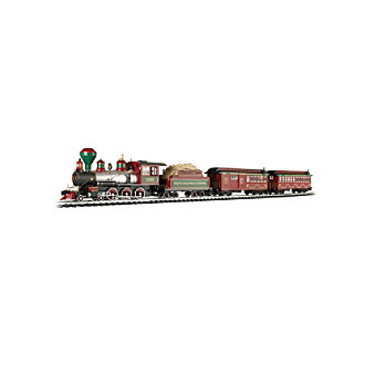"Bachmann Trains® White Christmas Large ""G"" Electric Train Set"