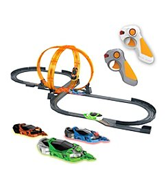 Artin® Slot Car Racing Set - Wireless Fireloop Frenzy