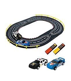 Artin® Slot Car Racing Set - Police Car