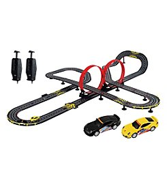 Artin® Slot Car Racing Set - Super Loop Porshe 911 Cars