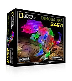 Laser Pegs® Lighted Construction Toy - 24-in-1 Dinosaurs