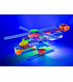 Laser Pegs® Lighted Construction Toy MPS 4-in-1 Helicopter
