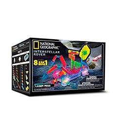 Laser Pegs® Lighted Construction Toy 8-in-1 Interstellar Rover