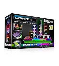 Laser Pegs® Lighted Construction Toy Education Series