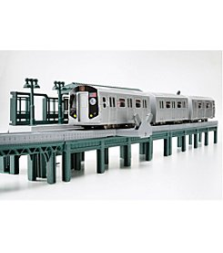 LEC USA® 2000 MTA New York City Subway Train Set
