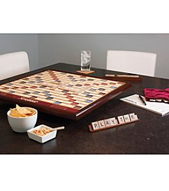 Winning Solutions® Giant Scrabble Game - Deluxe Wood Edition