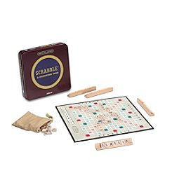 Winning Solutions® Scrabble Board Game - Nostalgia Edition Game Tin