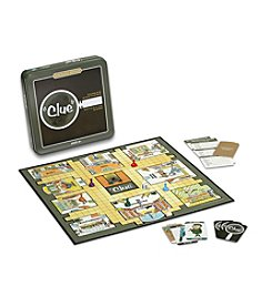 Winning Solutions® Clue Board Game - Nostalgia Edition Game Tin