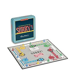Winning Solutions® Sorry! Board Game Nostalgia Edition Game Tin