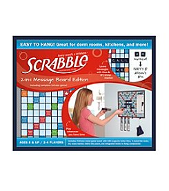Winning Solutions® Scrabble Game and Message Board