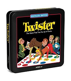 Winning Solutions® Twister® Board Game - Nostalgia Edition Game Tin