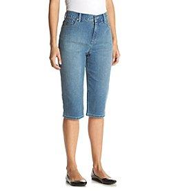 Gloria Vanderbilt® Petites' Amanda Embellished Skimmer
