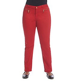 MICHAEL Michael Kors® Plus Size Colored Skinny Jean