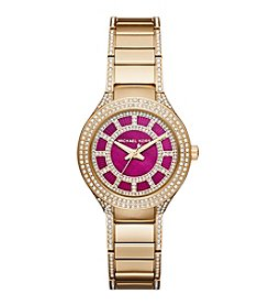 Michael Kors® Women's Goldtone Mini Kerry Watch
