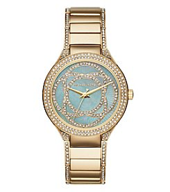 Michael Kors® Women's Goldtone Kerry Watch
