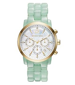 Michael Kors® Women's Goldtone Audrina Watch