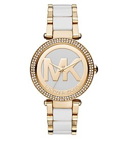 Michael Kors® Women's Goldtone Parker Watch