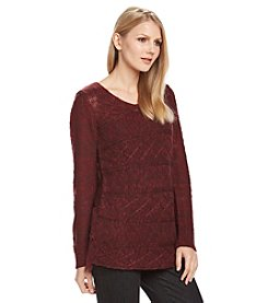 Oneworld® V-Neck Sweater