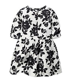 Carter's® Girls' 2T-6X Floral Woven Dress