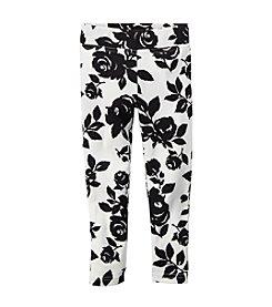 Carter's® Girls' 2T-6X Floral Printed Leggings