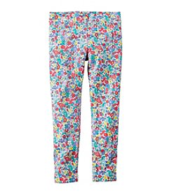 Carter's® Girls' 2T-6X Floral Multi Print Leggings