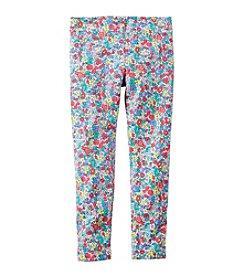 Carter's® Girls' 2T-6X Floral Multi Print Leggings
