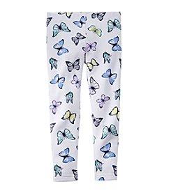 Carter's® Girls' 2T-6X Butterfly Print Leggings