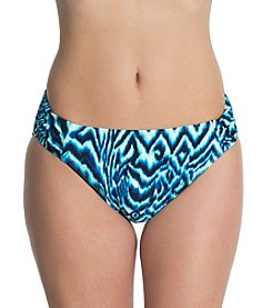 Malibu Printed Hipster Bottom