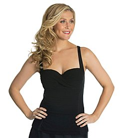 Malibu Twist Molded Tankini Top