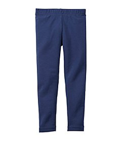 Carter's® Girls' 2T-6X Solid Leggings
