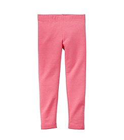 Carter's® Girls' 2T-6X Fitted Leggings