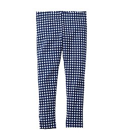 Carter's® Girls' 2T-6X Gingham Pattern Leggings