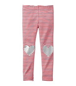 Carter's® Girls' 2T-6X Heart Graphic Leggings