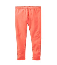 OshKosh B'Gosh® Girls' 2T-6X Comfy Leggings