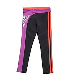 adidas® Girl's 2T-6X Superset Tights
