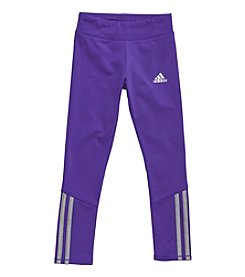adidas® Girl's 2T-6X Cozy Tights