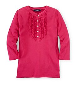 Chaps® Girls' 7-16 Jackie Top