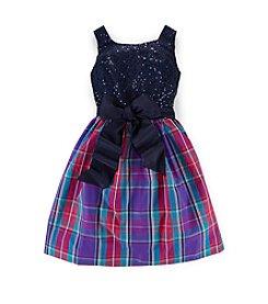 Chaps® 7-16 Sparkle Dress