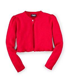 Chaps® Girl's 2T-6X Sweater Shrug