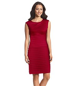 Adrianna Papell® Bandage Sheath Dress