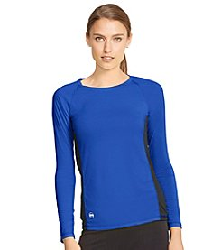 Lauren Active&Reg; Kistine Long Sleeve Top