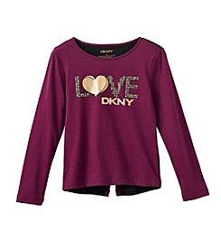 DKNY® 7-16 Love Tee