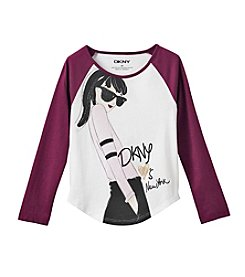 DKNY® 2T-16 New York Girl Tee