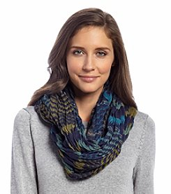 Free Spirit® Pleat It Up Loop Scarf